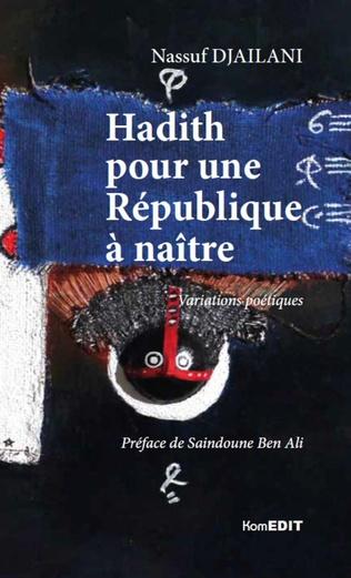 Couverture Hadith pour une République à naître