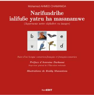 Couverture Narifundrihe ialifube yatru ha masanamwe