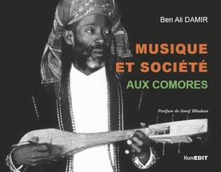 Couverture Musique et société aux Comores
