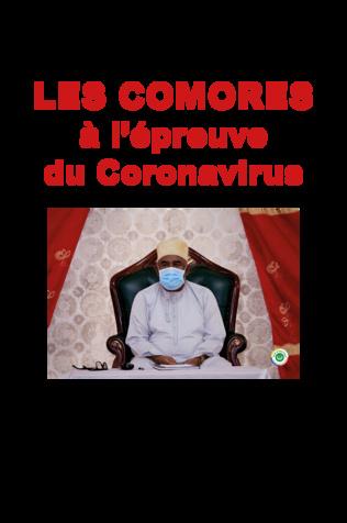 Couverture LESCOMORES A L'EPREUVE DU CORONAVIRUS