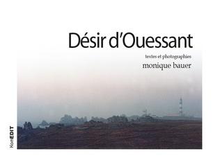 Couverture Désir d'Ouessant