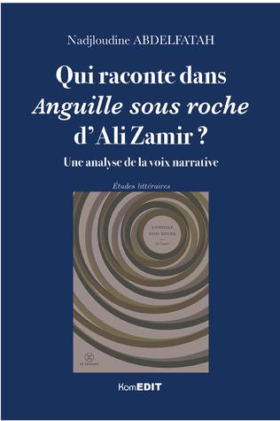 Couverture Qui raconte dans Anguille sous roche d'Ali Zamir ?