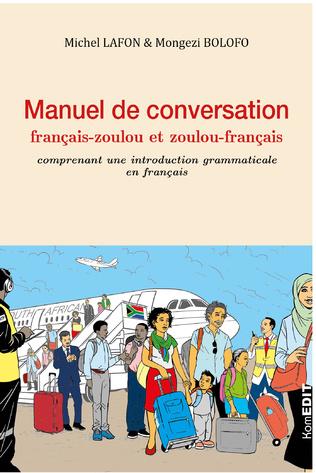 Couverture Manuel de conversation français-zoulou et zoulou-français