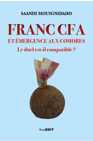 Couverture Franc CFA et émergence aux Comores