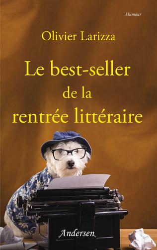 Couverture Le best-seller de la rentrée littéraire