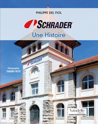Couverture Schrader, une Histoire
