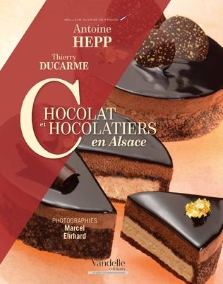 Couverture Chocolat et chocolatiers en Alsace