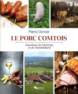 Couverture Le porc comtois