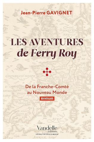 Couverture Les aventures de Ferry Roy