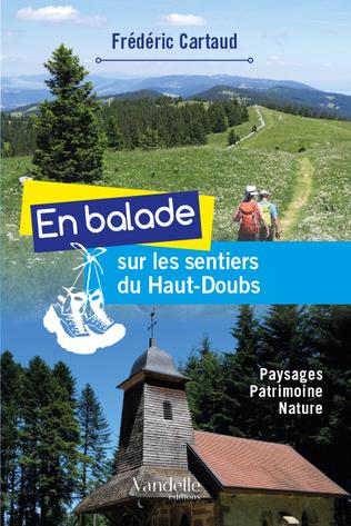 Couverture En balade sur les sentiers du Haut-Doubs
