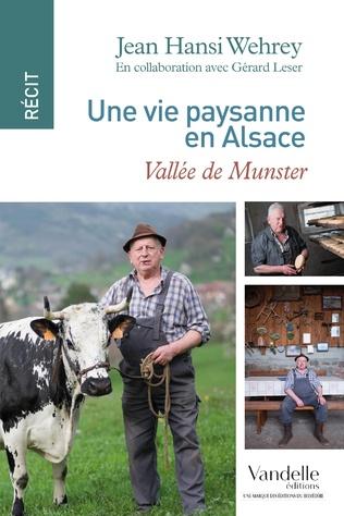 Couverture Une vie paysanne en Alsace
