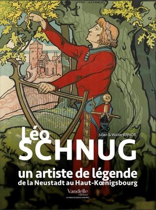 Couverture Léo Schnug, un artiste de légende
