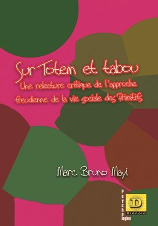 Couverture Sur <em>Totem et tabou</em>