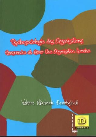 Couverture Psychosociologie des organisations
