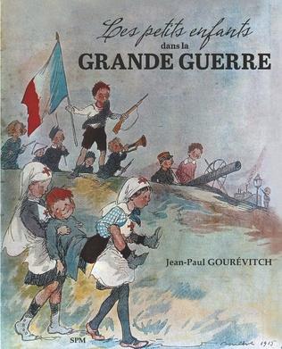 Couverture Les petits enfants dans la Grande guerre