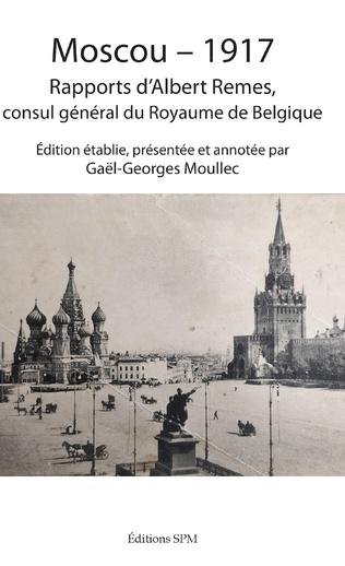 Couverture MOSCOU-1917