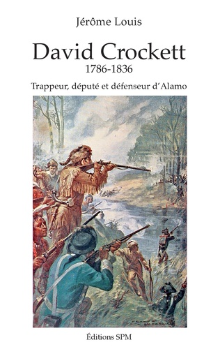 Couverture David Crockett