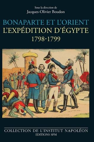 Couverture Bonaparte et l'Orient