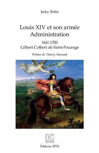 Couverture Louis XIV et son armée