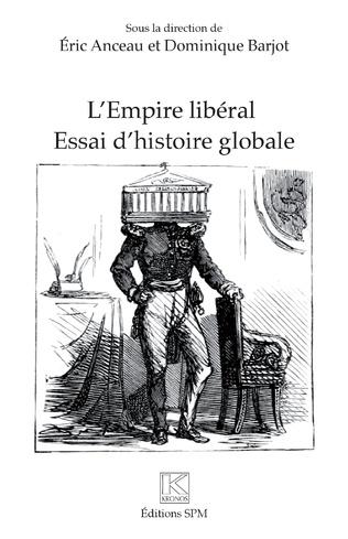 Couverture L'Empire libéral