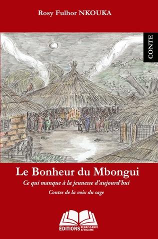 Couverture Le bonheur du Mbongui