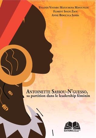 Couverture Antoinette Sassou-N'guesso
