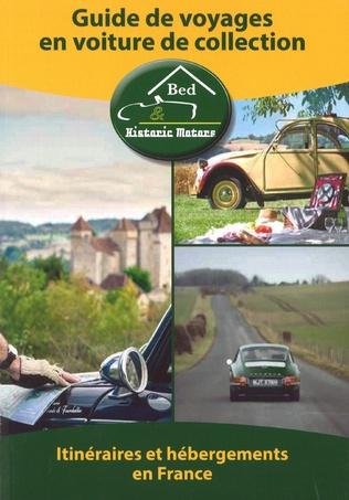 Couverture Guide de voyages en voiture de collection 4ème édition