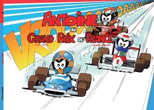 Couverture Antoine au Grand Prix de France