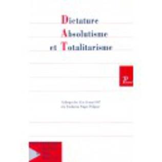 Couverture Revue française d'histoire des idées politiques - 6