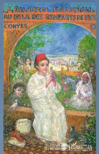 Couverture Au-delà des remparts de Fez