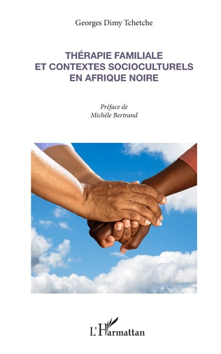 Couverture Thérapie familiale et contextes socioculturels en Afrique Noire