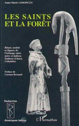 Couverture Les saints et la forêt