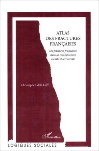 Couverture ATLAS DES FRACTURES FRANÇAISES