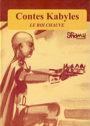 Couverture Contes Kabyles - Le roi chauve