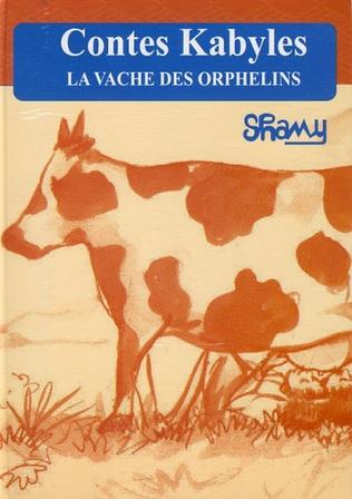Couverture Contes Kabyles - La vache des orphelins