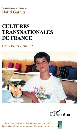 Couverture Cultures transnationales de France