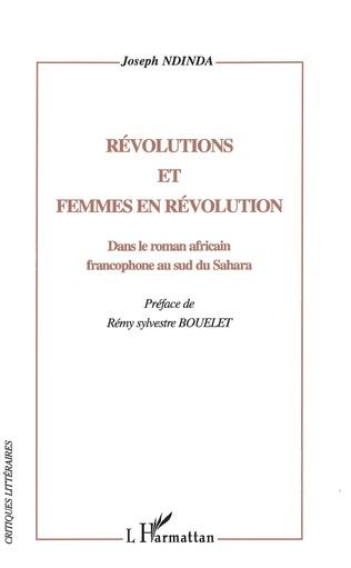 Couverture REVOLUTIONS ET FEMMES EN REVOLUTION