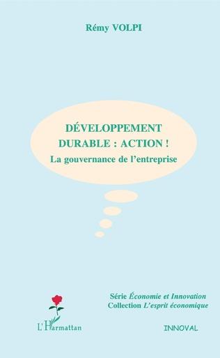 Couverture Développement durable : action !