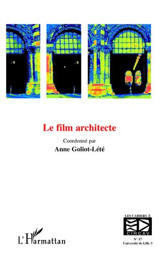 Couverture Le film architecte