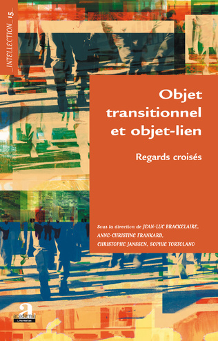 Couverture Objet transitionnel et objet-lien