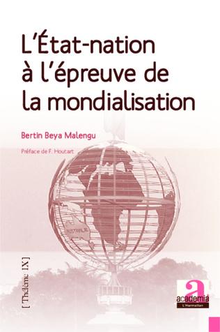 Couverture L'Etat-nation à l'épreuve de la mondialisation