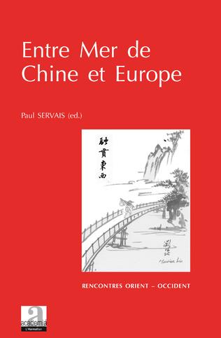 Couverture Entre Mer de Chine et Europe