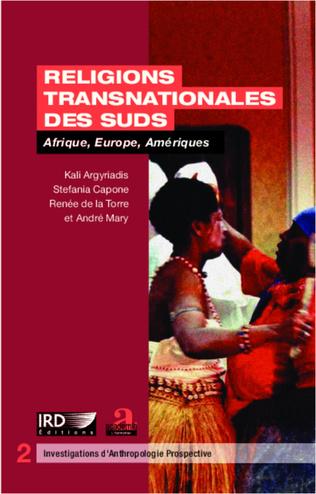 Couverture Religions transnationales des suds