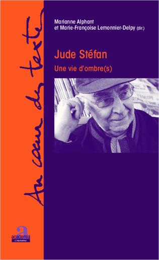 Couverture Jude Stéfan