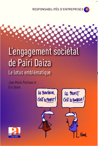 Couverture L'engagement sociétal de Pairi Daiza