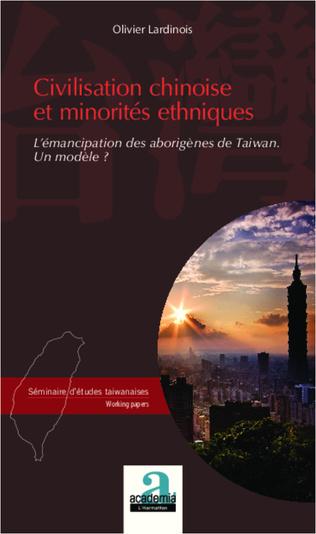 Couverture Civilisation chinoise et minorités ethniques