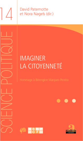 Couverture Imaginer la citoyenneté