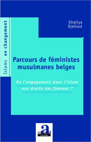 Couverture Parcours de féministes musulmanes belges