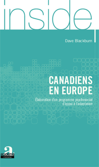 Couverture Canadiens en Europe
