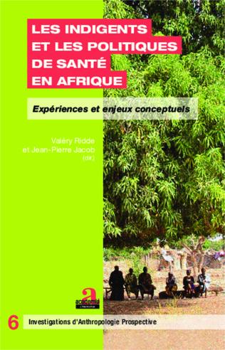 Couverture Les indigents et les politiques de santé en Afrique